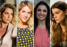 Os cortes de cabelo mais pedidos da Rede Globo
