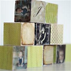 10 - 2x2 Photo Blocks