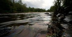 A Pipeline in Canada Just Leaked 52,834 Gallons of Oil