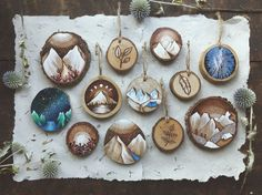 Artist Quits Day Job to Pursue Passion for Rustic Wood Art Capturing the Magic of Nature - My Modern Met