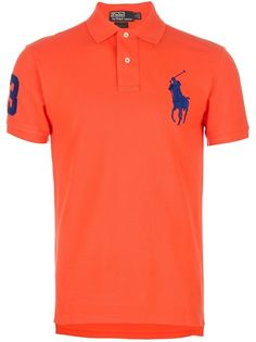 Polo By Ralph Lauren 'Big Pony' Polo Shirt