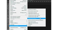 Tutorial: Exportar capas de Photoshop en archivos individuales.