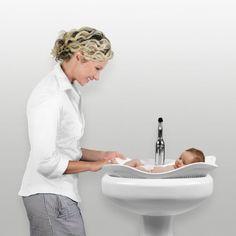 baignoire amovible bebe confort pour duo bain lange. Black Bedroom Furniture Sets. Home Design Ideas