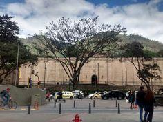 Museo Nacional del Centro internacional San Diego en Bogotá.