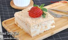 Bisküvili Kedidilli Pasta Tarifi