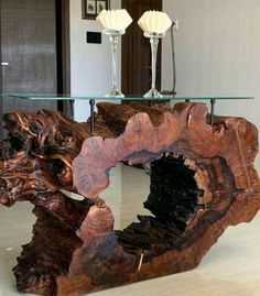 HomelySmart | 13 Stunning Tree Tables That Shows Us The Beauty Of Nature - HomelySmart  HomelySmart | 13 Stunning Tree Tables That Shows Us The Beauty Of Nature - HomelySmart