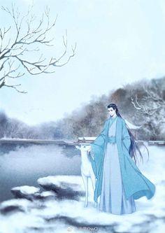 Aesthetic Movies, Dream Art, Boy Art, Chinese Art, Asian Art, Character Inspiration, The Dreamers, Fantasy Art, Art Drawings