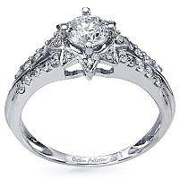 21 Best Star Shape Rings Images On Pinterest Diamond Rings