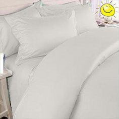 #wow The ultimate expression of bedding elegance, our super soft #organic cotton duvet cover provides you unmatched sleeping luxury. These pure and natural organ...