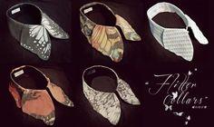 """""""Flitter Collars"""" - A - A.li.E onlineshop"""