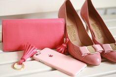 #페라가모#핑크#pink#ferragamo#skin#key#키홀더 by itoshiho_