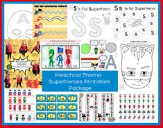 Browse over 20 educational resources created by Little Person Learning Centre in the official Teachers Pay Teachers store. Superhero Preschool, Learning Centers, Packaging, Printables, Activities, Education, Print Templates, Wrapping, Onderwijs