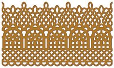Decorative Lace Border Die; how intricate and beautifuv, $30