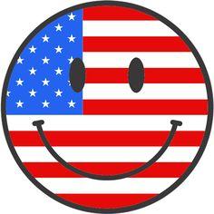 happy 4th emoticons