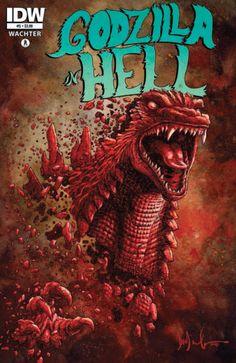 Godzilla In Hell #5