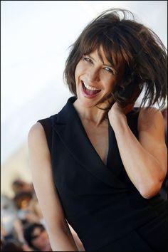 Sophie marceau firelight celebrity babe cute beautiful
