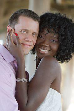 LOVE biracial couples!