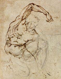Michelangelo  https://www.flickr.com/photos/78968329@N08/16352485659/in/photostream/