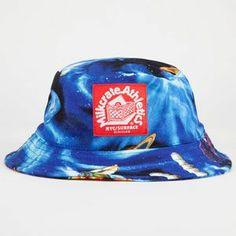 MILKCRATE ATHLETICS Spaced Mens Bucket Hat