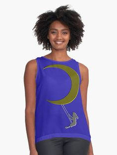 Stay Wild Moonchild, gold, yellow, blue • Also Available as T-Shirts & Hoodies, Men's Apparels, Women's #Apparels, Stickers, iPhone Cases, Samsung Galaxy Cases, Posters, Home Decors, Tote Bags, Pouches, Prints, Cards, Mini Skirts, Scarves, iPad Cases, Laptop Skins, Drawstring Bags, Laptop Sleeves, and Stationeries #stylish #design #fashion #designer #clothing #style #accessories