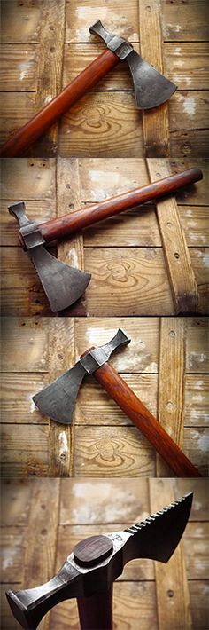 Vintage Hammerhead tomahawk by Paps on Bushcraft UK
