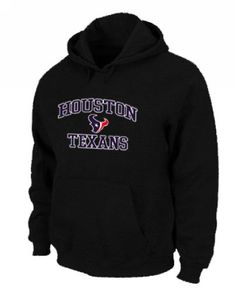 77f7d1c5a1709 Houston Texans Heart   Soul Pullover Hoodie Black Indianapolis Colts