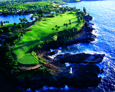 Kauai Lagoons Golf Club has more ocean holes than any course in golf-rich Hawaii. That's saying something.