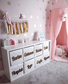 27 Pretty Kids Room Ideas That Are Beyond Chic You are in the right place about pretty girl swag Here we offer you the most beautiful pictures about the pretty girls with braces you are looking for. When you examine the 27 Pretty Kids Room[. Daughters Room, Toy Rooms, Kids Rooms, Kids Room Design, Kids Bedroom Designs, Nursery Design, Baby Design, Little Girl Rooms, Little Girl Closet