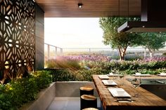 Ikebana // 130-154 Dudley Street // Client: Gurner Tm // Architect & Interior Designer: Elenberg Fraser