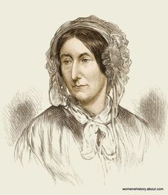 Scottish scientist and writer Mary Fairfax Somerville (1780-1872) studied math and astronomy when it just wasn't the thing for a woman to do. She wrote several important science textbooks, and she and astronomer Caroline Herschel became the first two women named to the Royal Astronomical Society. Among other things, a college at Oxford, an island in the Arctic, an asteroid and a crater on the moon are named after her.