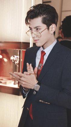 Kris Wu, Baekhyun, Rapper, Tao Exo, Wu Yi Fan, Baekyeol, Exo Members, When You Smile, Models
