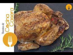 Pollo relleno al horno | Recetas de Cocina Casera - Recetas fáciles y sencillas