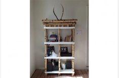 VŠECHNO   Obyčej.cz Bohemian Design, Bookcase, Furniture Design, Shelves, Interior Design, Home Decor, Nest Design, Shelving, Decoration Home