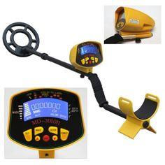 Xcellent Global Metal Detector Gold Digger Treasure Hunter MD-3010II  $137.80