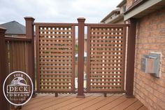 outdoor privacy screen - Google Search