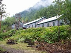 Last Chance Mining Museum at the Jualpa Mine Camp ~ Juneau, Alaska