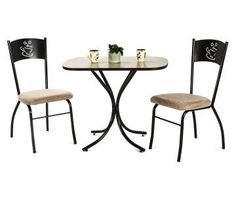 Buy A Coffee Cup Bistro Set At Big Lots For Less Shop Dining Sets In Our Department Complete Selection