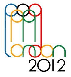 Olympic rings   London 2012 logo