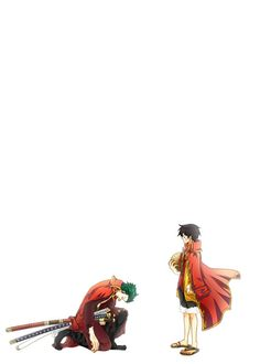 Luffy and Zoro's relationship in one picture. Even though Zoro is ambitious he is loyal to his captain and If the crew were to seperate, zoro would stay with luffy! One Piece Manga, One Piece ルフィ, Sanji One Piece, Manga Anime, Film Manga, Anime Art, Manga Girl, Anime Girls, Monkey D Luffy