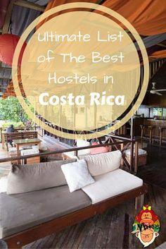 Este pine tiene todos los hoteles buenos en Costa Rica y la informacion sobre estos.