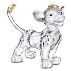 Swarovski #1048304, The Lion King, Simba, New 2010