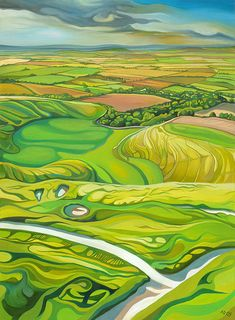 The Vale, by Anna Dillon.