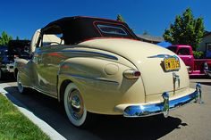 1948 Ford Deluxe...Re-pin brought to you by #LowCostInsurance at #HouseofInsurance in #EugeneOregon
