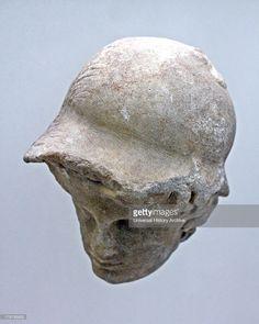 Pergamum, Berlin Heads from the Telephos Frieze The Telephos was the mythic founder of Pergamum.