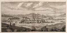 Derde gesigt van Persepolis - 1704 - Cornelis de Bruijn - New York Public Library - Digital Collections