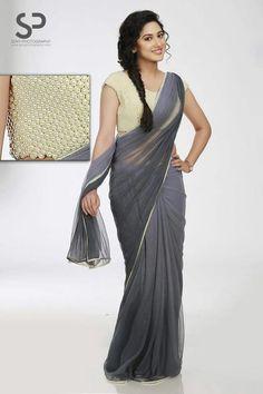 Pranaah saree