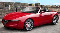 2014 Alfa Romeo Spyder
