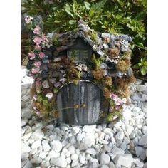 Moss Art #Fairy #Garden