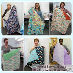 made by ChrissieD: Heard The One About Six Quilts Made In Under Five Hours?