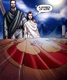 Leia ORGANA and Bail ORGANA | STAR WARS: Characters
